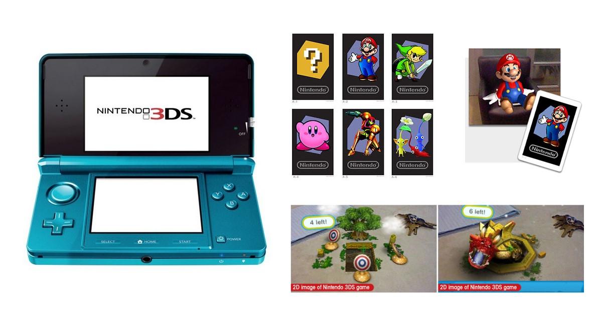 3DS AR遊戲